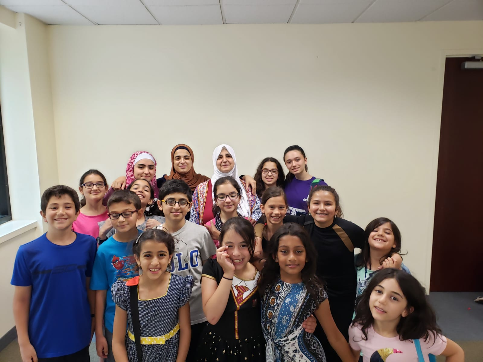 smart minds learning – nour albayan course in Virginia